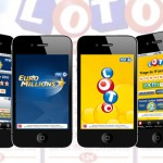 Ancienne version application LOTO et EURMILLIONS