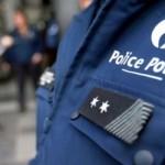 La police Belge distribue des tickets à gratter