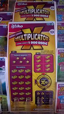 nouveau jeu à gratter multiplicator