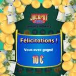 Le jeu JACKPOT 500000 fdj