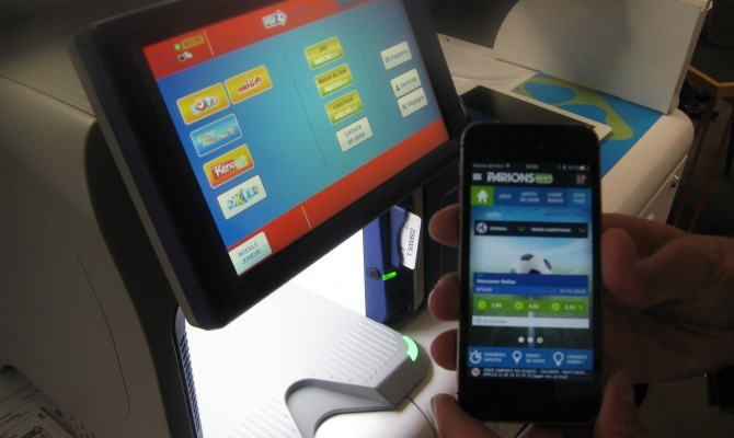 Les terminaux des détaillants FDJ se rapprochent du numérique