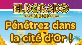 Bien que beau et attrayant, le jeu Eldorado est un jeu à éviter.