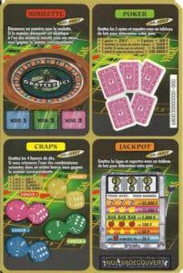 jeu-a-gratter-vegas-annee-2000