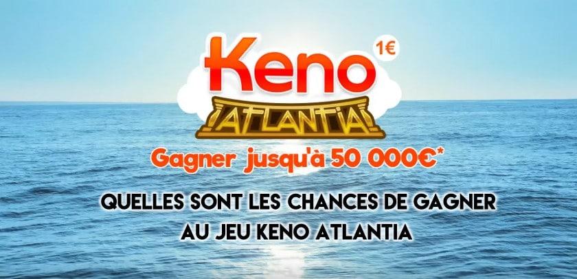 Francaise des jeu keno