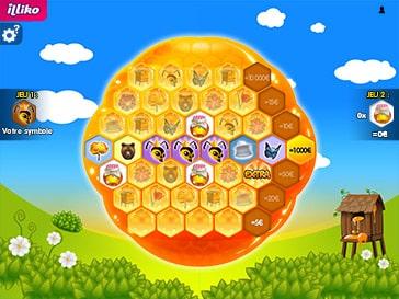 la ruche d'or jeu FDJ 50cts