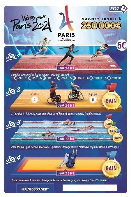 ticket-à-gratter-fdj,nouveau-jeu-à-gratter-paris-2024-