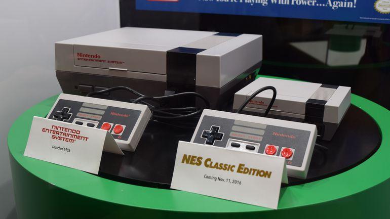 Console Nintendo Mini Nes 2016