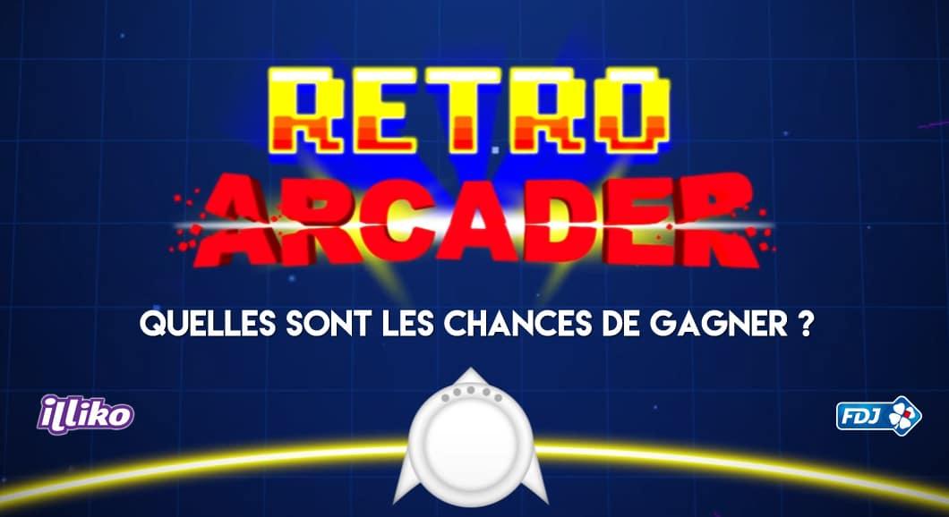 Nouveau jeu illiko Retro Arcader