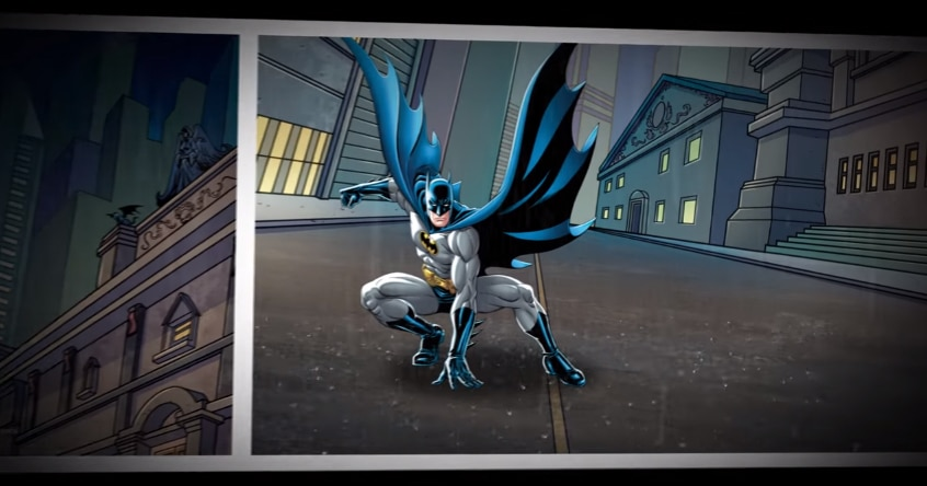 jeu illiko Batman en ligne