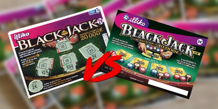 Blackjack contre Blackjack 2018