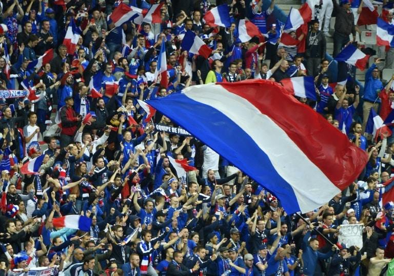 public français coupe du monde 2018