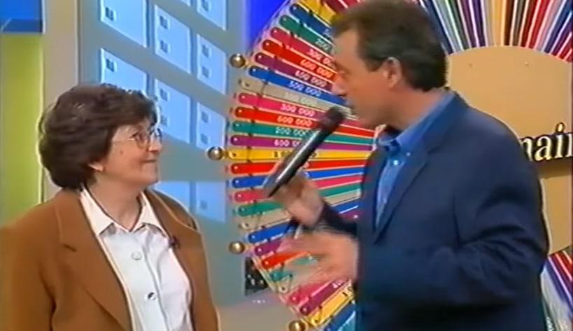 Philippe Risoli, célèbre dans l'émission consacrée au ticket à gratter Millionnaire