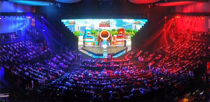 Clash Royale n'est pas qu'un jeu mobile : Tournoi e-sport mondial Clash Royale