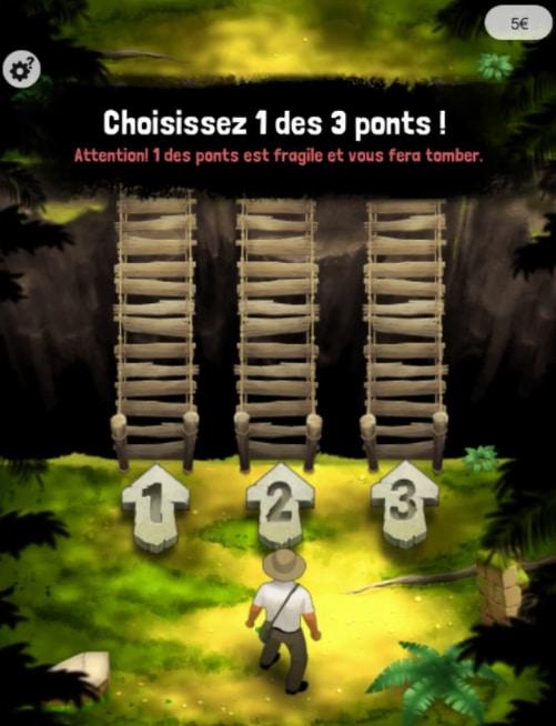 Le Défi de la Jungle : règles du jeu