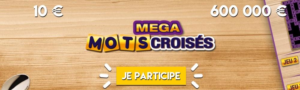 Mega Mots Croisés FDJ