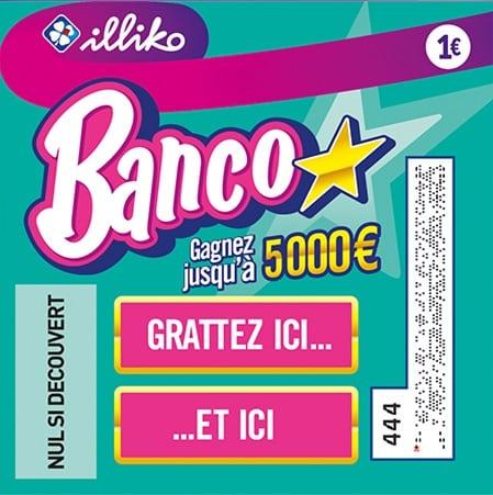 Nouveau BANCO FDJ 2021